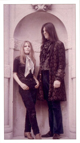 This was a publicity picture taken in Holland Park I think Jackie is 8 ft tall. I am a midget